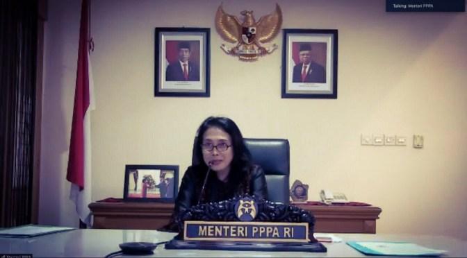 Menteri Bintang Dorong Perempuan Berani Bersuara Untuk Perubahan