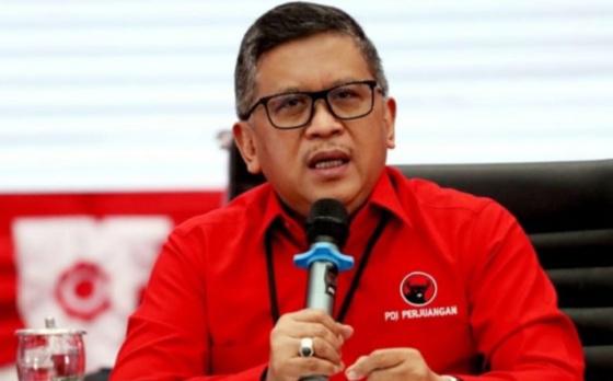 Kader PDIP Tertimpa Kasus Korupsi, Hasto : PDIP Hormati Proses Hukum KPK