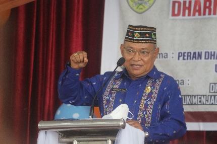 """Wakil Wali Kota Kupang: """"Hingga Tanggal 2 Januari 2021 Tak Boleh Ada Pesta"""""""