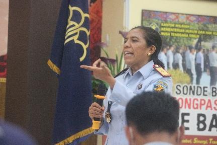 Delapan Kabupaten di NTT Catat 58 Kekayaan Intelektual Komunal