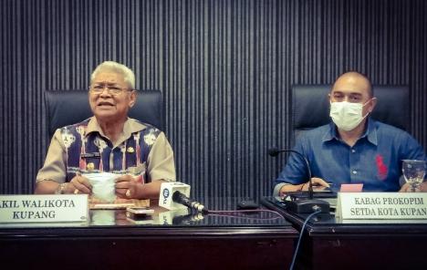 Wakil Wali Kota Kupang : PSBB Belum Berlaku di Kota Kupang