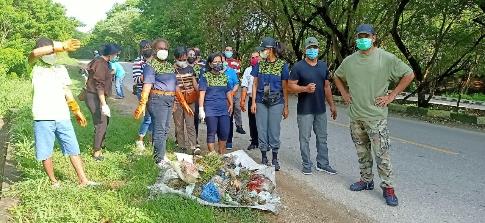 GPS Bersihkan Sampah, Orson Basoeki: Jangan Lempar Tanggung Jawab