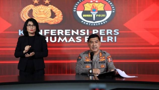 Densus 88 Antiteror Tangkap 3 Terduga Teroris Perempuan di Makassar