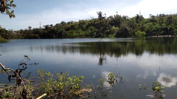 """""""Danau Baru"""" di Kota Kupang, Ini Penjelasan Ilmiah Prof Jan dari UI"""