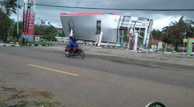 Pasca-Badai Siklon Tropis Seroja, Kota Kupang Lumpuh