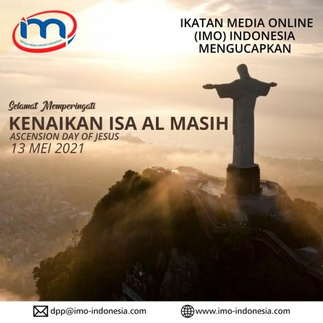 Selamat Kenaikan isa Al Masih -- IMO Indonesia