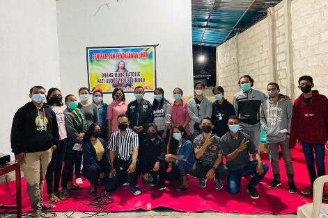 Seminar Peluang Usaha OMK HYK Bimoku Pecut 'Entrepreneurship'