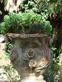 Italienische Blumenvase