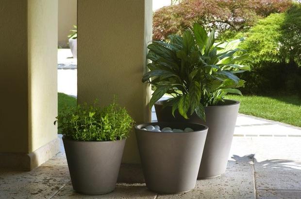 Pflanzkübel und Blumenkübel für den Garten - Garden Blog