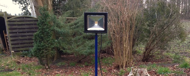SMD-LED-Strahler von as – Schwabe – der Baustrahler im Test