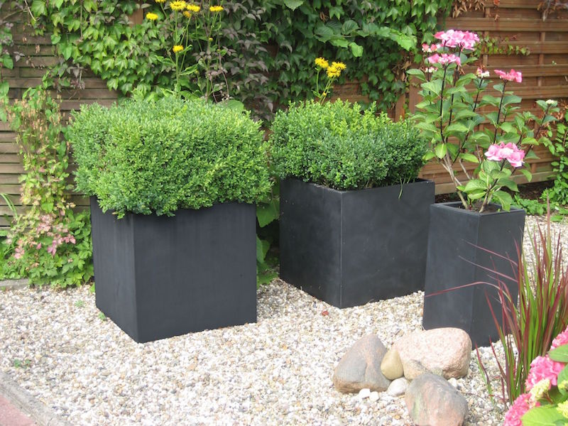 Pflanzkübel für einen winterfesten Garten verwenden - Garden Blog