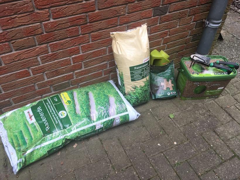 Wir testen: Rasenprodukte von Toom