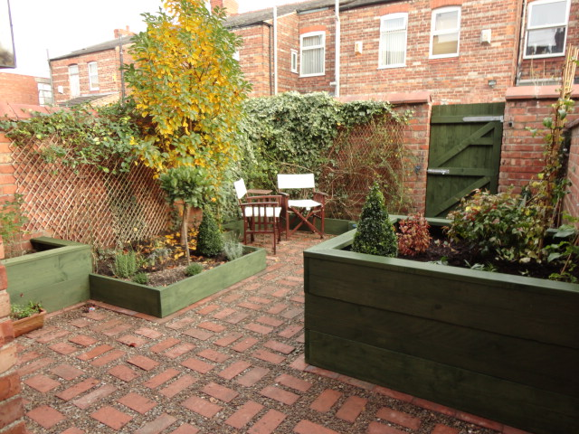 Courtyard Garden: Making The Most Of Small Spaces
