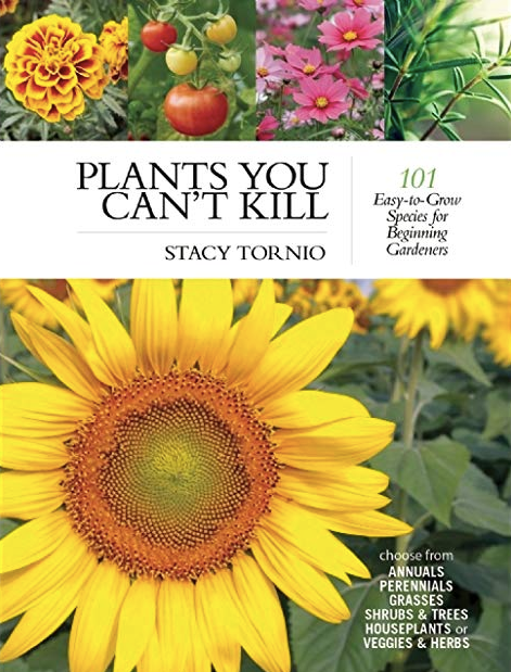 plants you can't kill, best gardening books, gardening books, garden books