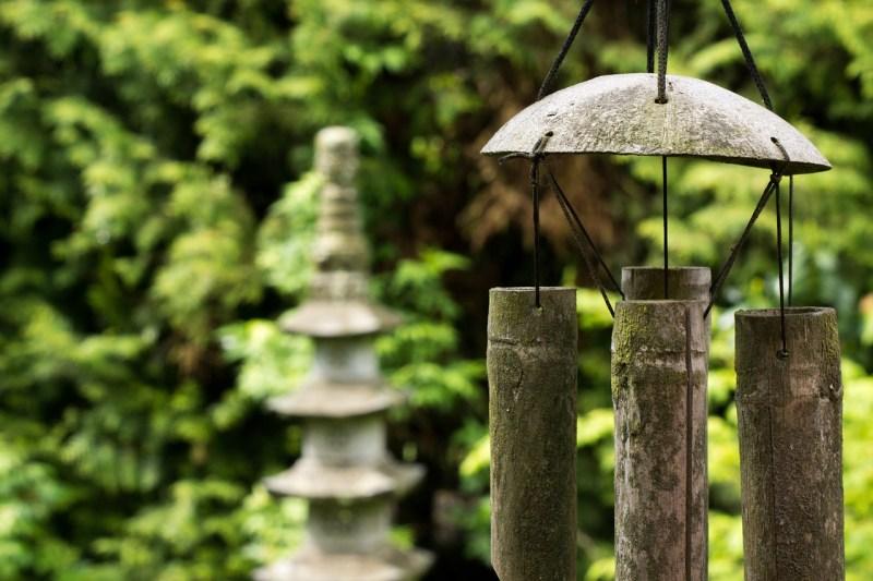 feng shui garden accessories