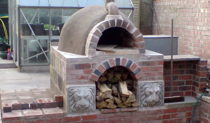 How to build a cob pizza oven garden and seeds for How to make a cob oven