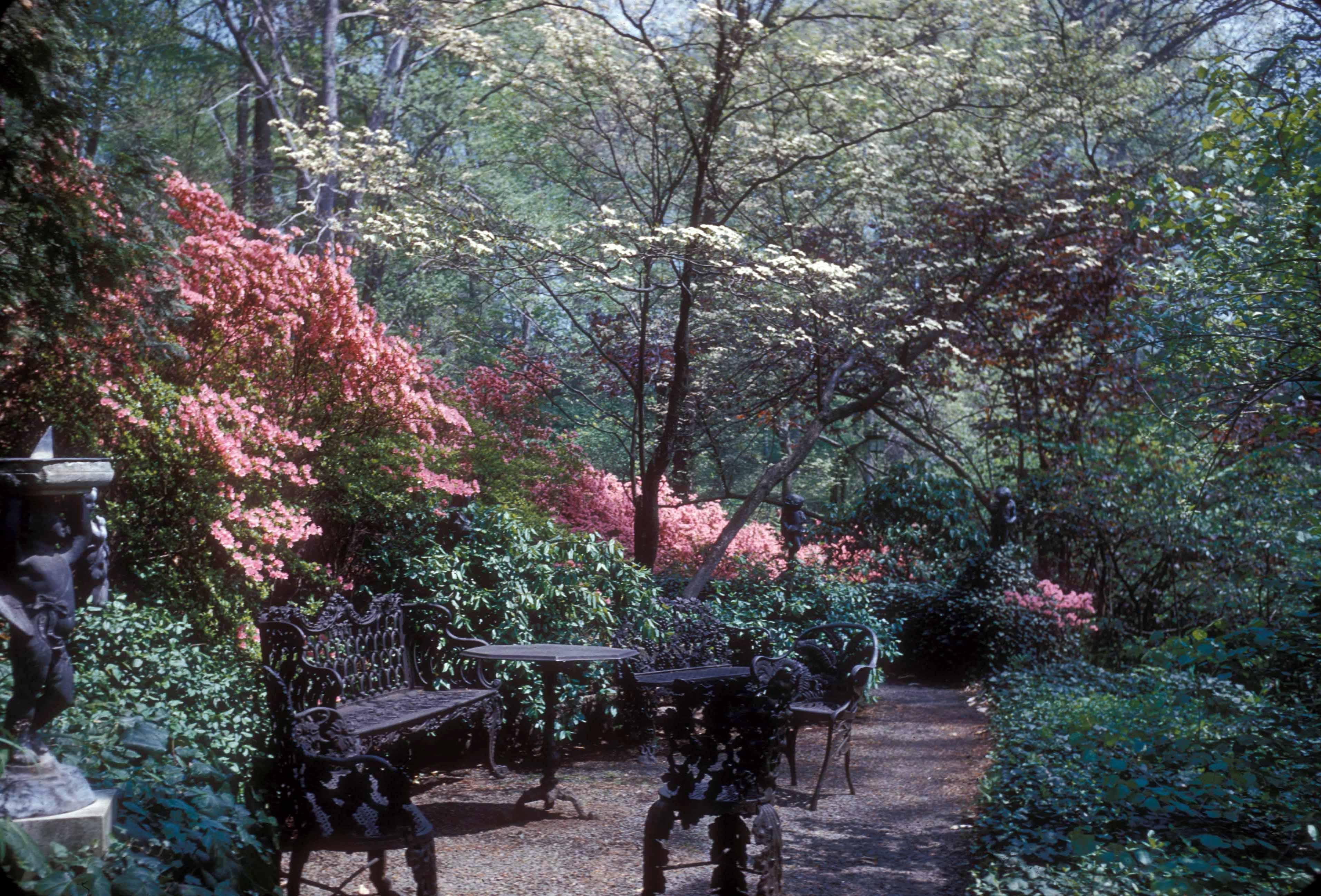 Garden Furniture News 171 Winterthur Garden Blog