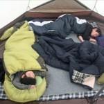 入門シリーズサード 冬キャンプにチャレンジ大型幕編