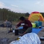 サバイバルキャンプでべろんべろん 4