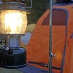 ファミリーキャンプ入門 キャンプに必要な道具 ランタンとランタンスタンド編