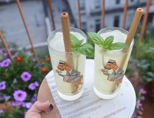 basil cocktail