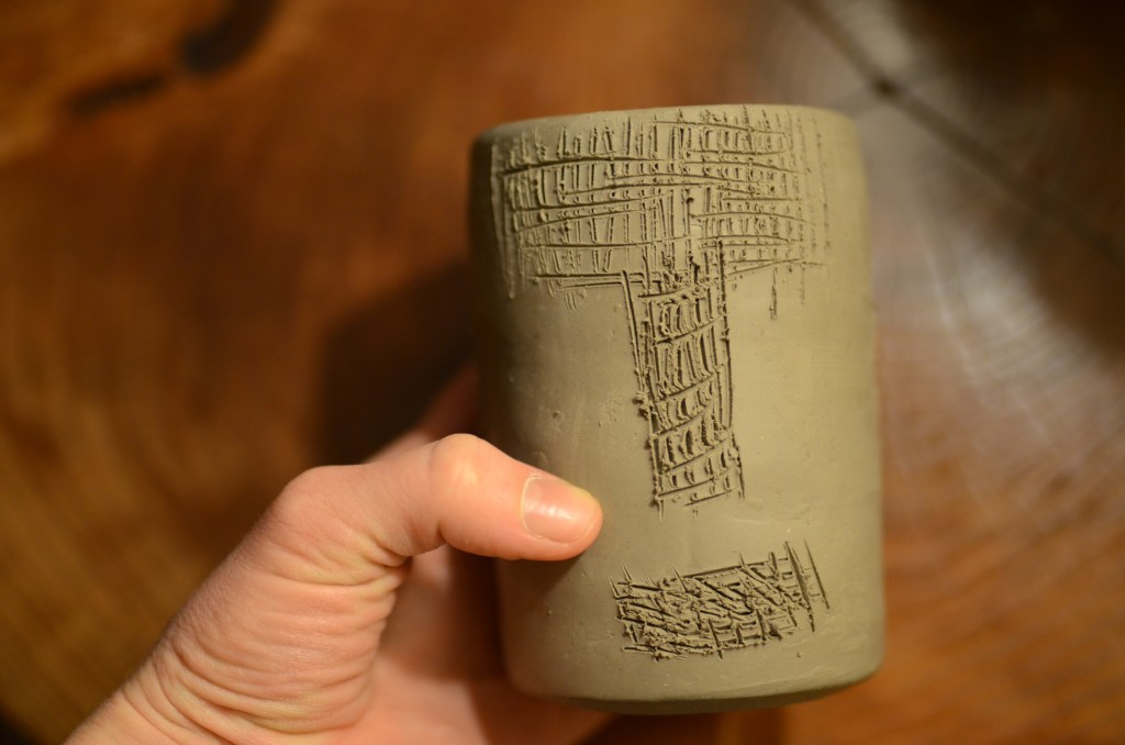 how to make a tiki mug