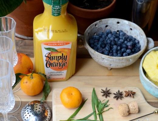 orange juice cocktails
