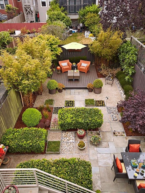 20 Amazing Urban Gardens For You Inspiration | Exterior regarding Inspiration For Creating Small Backyard Landscaping Ideas
