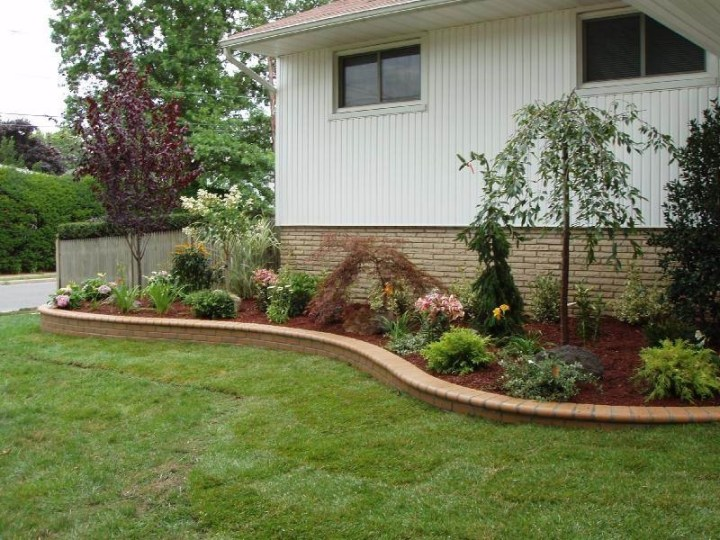 Landscaping Ideas Front Yard Corner Block - Best Garden Reference regarding Landscaping Ideas Front Yard Corner Block