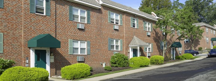 Northeast Philadelphia Apartments | Hampton Gardens | The Galman Group intended for Hampton Gardens Apartments