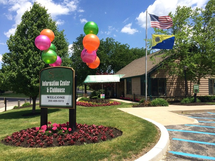 Stone Pointe Village | Apartment Association Of Fort Wayne with Pointe Garden Apartments