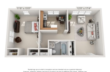 Glenside Apartments - Rosemore Gardens Apartments - Abington inside Best Layout For Penn Garden Apartments Design Ideas