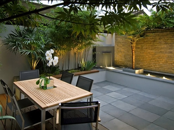25 Spectacular Small Backyard Landscaping Ideas - Slodive pertaining to Tropical Landscape Ideas For Small Side Yard