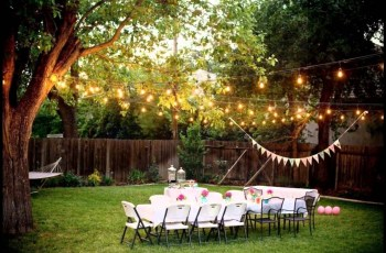 Backyard Weddings On A Budget - Youtube for Small Backyard Garden Wedding Ideas