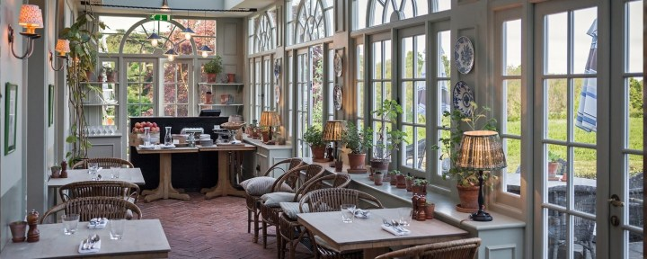 Luxury Fine Dining Restaurants In Surrey | Beaverbrook intended for Garden House Restaurant Cherkley Court