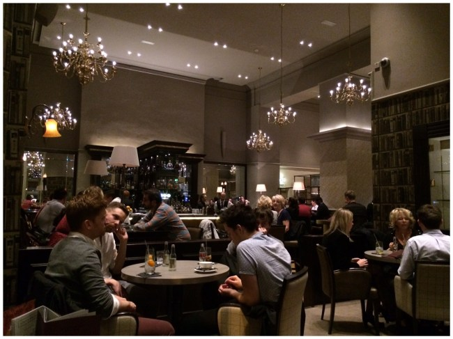 Mr Cooper's House & Garden | A Tale Of Two Sittings with Mr Cooper's House And Garden Restaurant The Midland