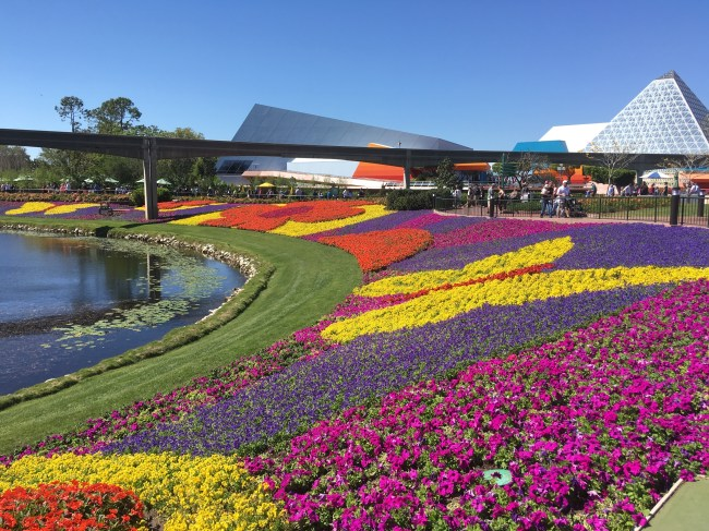 A Look At New Offerings And Old Favorites Coming To Epcot's Flower throughout Flower Garden Festival 2019 Concerts