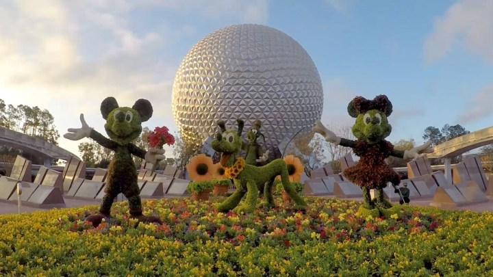 Epcot Back In Blooms: The 25Th Epcot International Flower & Garden regarding Epcot Flower And Garden Festival History
