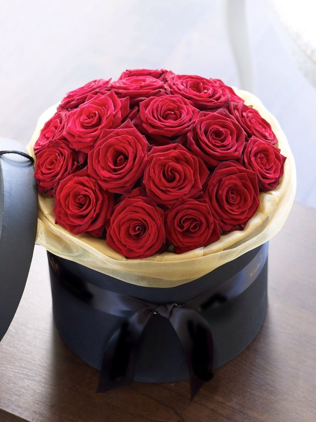 Red Roses Flowers Delivery Abu Dhabi | Send Red Roses To Dubai inside Rose Garden Flower Shop Dubai