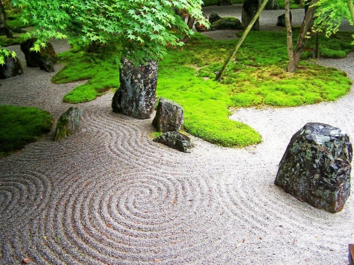 Zen Garden Design Pictures | A Creative Mom throughout Zen Garden Design Pictures