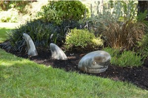 Cast Lawn Shark - Oriental Garden Supply Llc regarding Oriental Garden Supply Llc