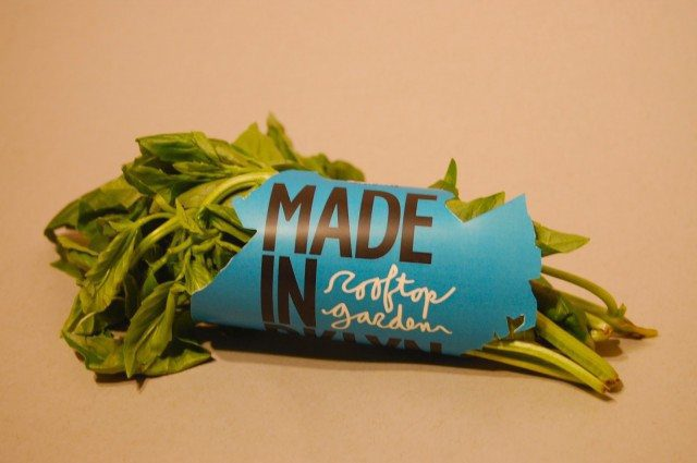Created to make this urban farm's brand standout.