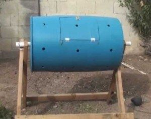 Poor Compost Tumbler Engineering