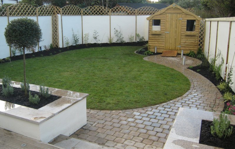 Garden Ideas Ireland low maintenance garden ideas from irish landscape gardeners