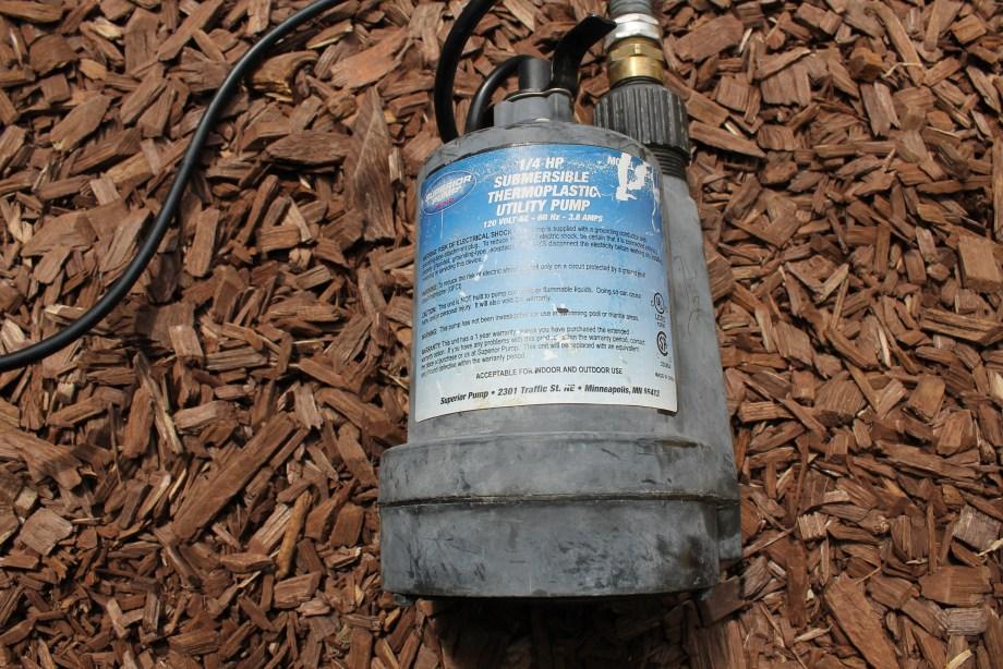 Picture of Submersible pump