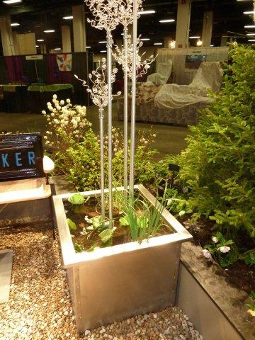'Up on the Roof' at Boston Flower Show