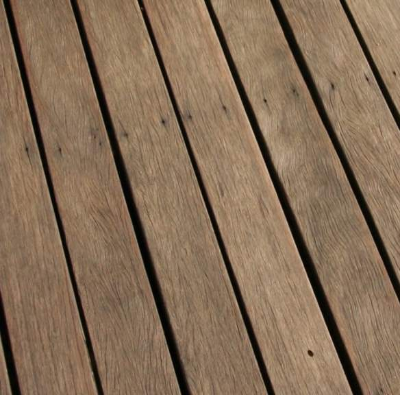How To Have A Grey Gray Weathered Deck Gardendrum