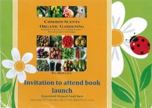 Common Scents book launch