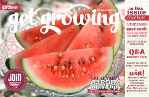NZ Gardener 'get growing'