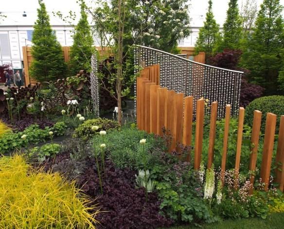 SeeAbility garden Chelsea Flower Show 2013 Design Darren Hawkes